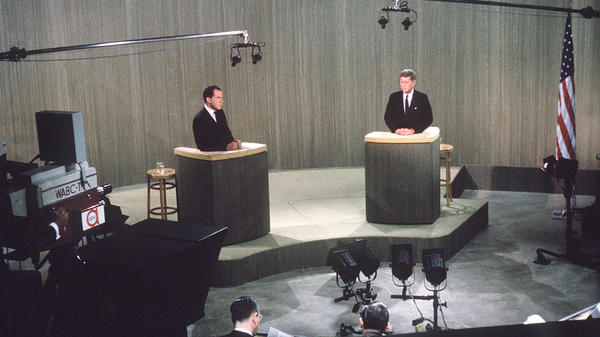 The Kennedy-Nixon debate was a defining moment of the 1960 presidential campaign.