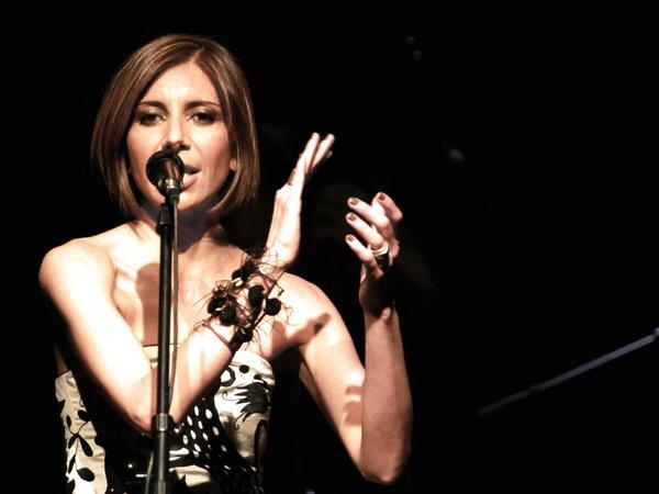 Magos Herrera's latest album is <em>Dawn</em>, a collaboration with Spanish flamenco guitarist Javier Limón.