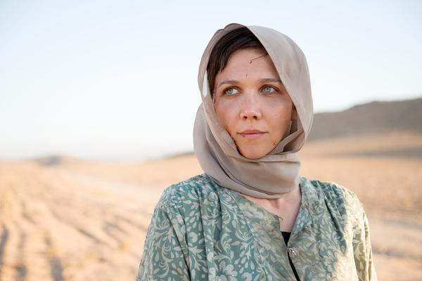 """Maggie Gyllenhaal says she had some reservations about taking on the role of Nessa Stein in the SundanceTV original series <em>The Honorable Woman. </em>Middle East conflicts are so sensitive, she says, """"It's really complicated and it goes back <em>so</em> far."""""""