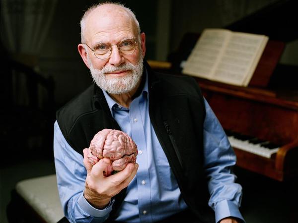 Oliver Sacks in 2007.