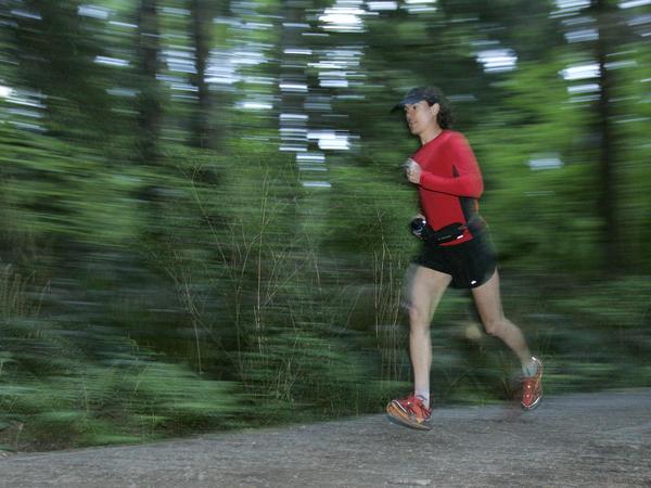 Ultramarathoner Scott Jurek.