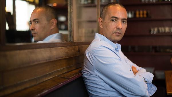 Algerian writer and journalist Kamel Daoud's new book, <em>The Meursault Investigation,</em> reworks Albert Camus' <em>The Stranger.</em>