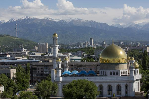 Almaty, Kazakhstan's former capital, lost its bid to host the 2022 Winter Olympics. For LGBT activists, the loss was a setback.