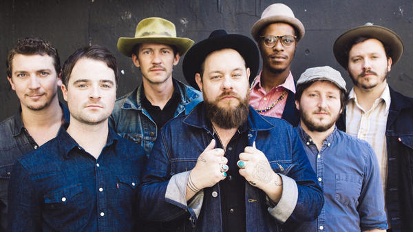 Nathaniel Rateliff and the Night Sweats.