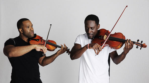 Black Violin's new album is called <em>Stereotypes</em>.