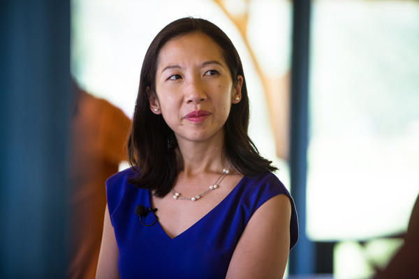 Dr. Leana Wen, Baltimore's health commissioner, is eager to see hospitals in the city pitch in on public health.