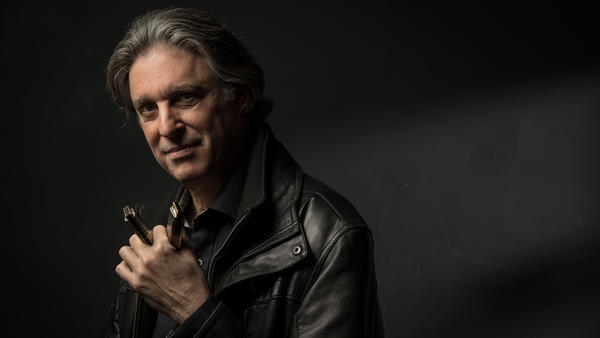 "Harmonica virtuoso Howard Levy found that by blowing a little too hard into his instrument, he could conjure notes it was never made to play. ""And it freaked me out, I have to tell you,"" he says."