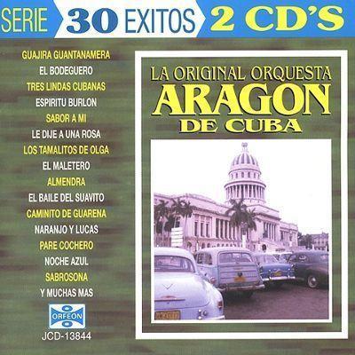 <em>La Original Orquesta Aragon de Cuba</em>.