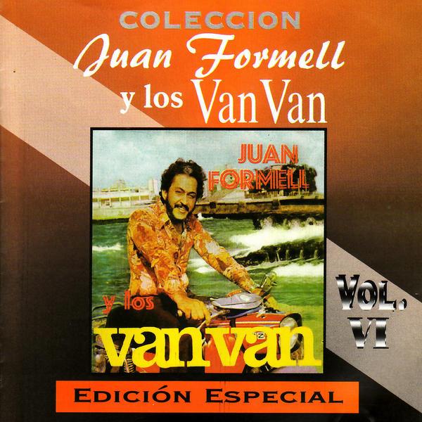 <em>Juan Formell y los Van Van.</em>