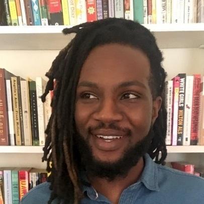 Author LJ Alonge
