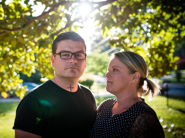 Michael Yandell, 32, and his wife, Amy Yandell, 42, talked to StoryCorps about Michael's experience of being exposed to sarin gas while deployed in Iraq in 2004.