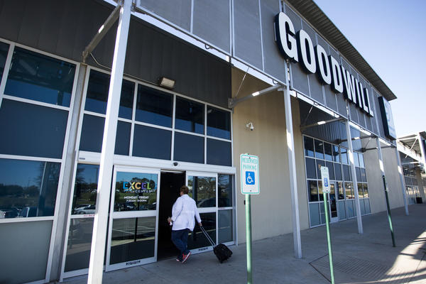 The Goodwill Excel Center in Austin, TX.