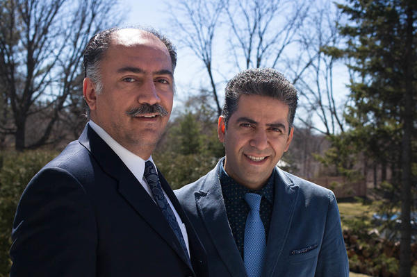 "Brothers (and doctors) Arash and Kamiar Alaei run the <a href=""http://www.albany.edu/gihhr/"">Global Institute for Health and Human Rights</a> at the University of Albany, State University of New York."