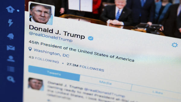 Almost 70 percent of voters, including 53 percent of Republicans, think Trump tweets too much, according a recent poll.