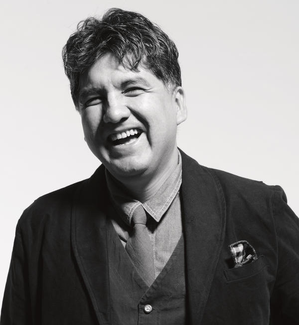 """When you tell the truth, it's naturally going to offend people afraid of the truth, afraid of what the truth might force them to do,"" says writer Sherman Alexie."
