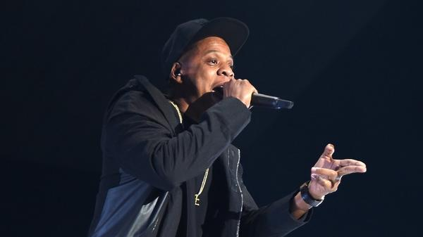 JAY-Z, shown performing at Barclays Center of Brooklyn Oct. 20, 2015, has released <em>4:44</em>, his first album in four years.