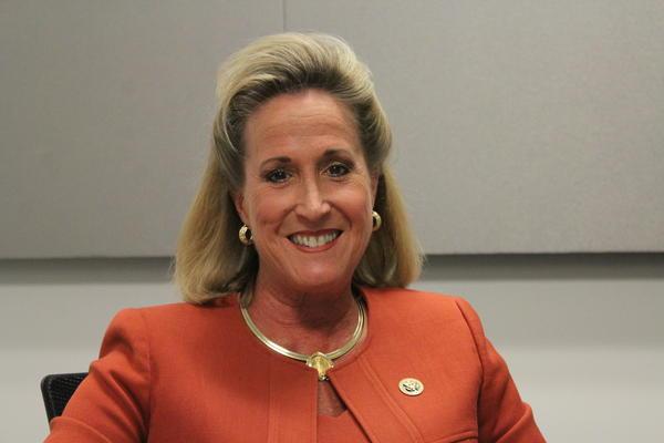 U.S. Rep. Ann Wagner,  a Republican from Ballwin