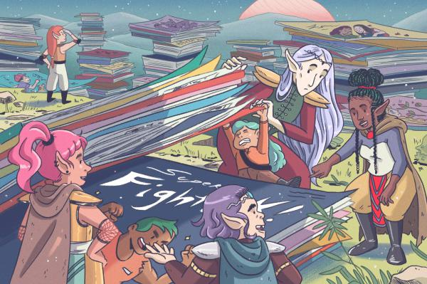 We've searched shelves, shops and sites across the universe to bring you some really great comics.