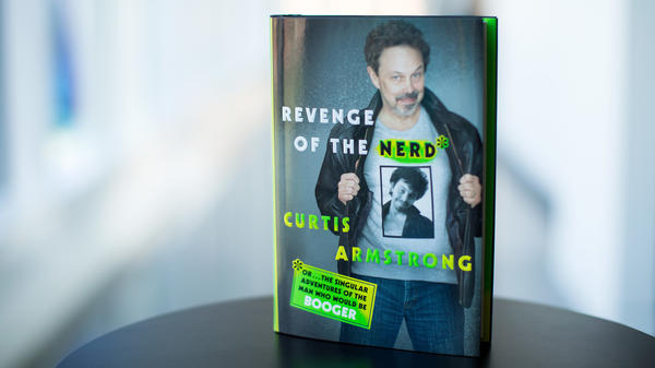 Revenge of the Nerd: Or...The Singular Adventures of the Man Who Would Be Booger, by Curtis Armstrong.