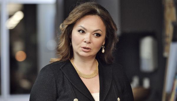 Russian lawyer Natalia Veselnitskaya, photographed on Nov. 8, 2016, met with Donald Trump Jr. in June 2016.