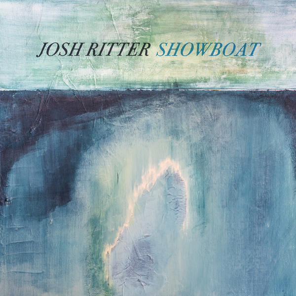 "Artwork by Josh Ritter for his new song, ""Showboat."""