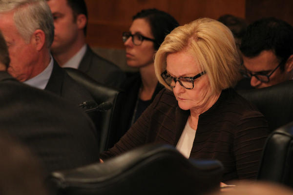 U.S. Sen. Claire McCaskill is gearing up for her 2018 re-election bid.