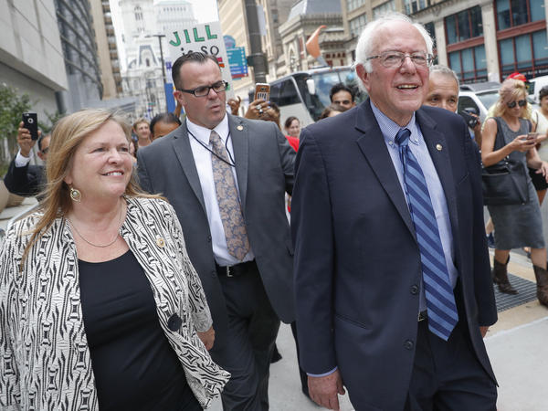 Jane Sanders and by extension Sen. Bernie Sanders have come under fire because of an investigation involving Burlington College while she was president of the school.