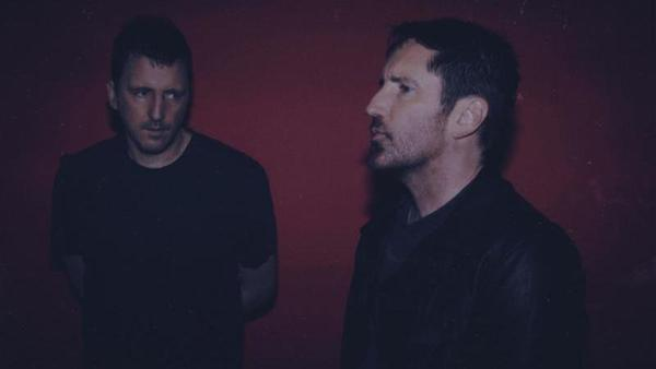 Nine Inch Nails' new EP, <em>ADD VIOLENCE</em>, comes out July 21.