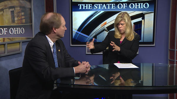 "Office of Budget and Management Director Tim Keen appears on ""The State of Ohio"" this weekend."