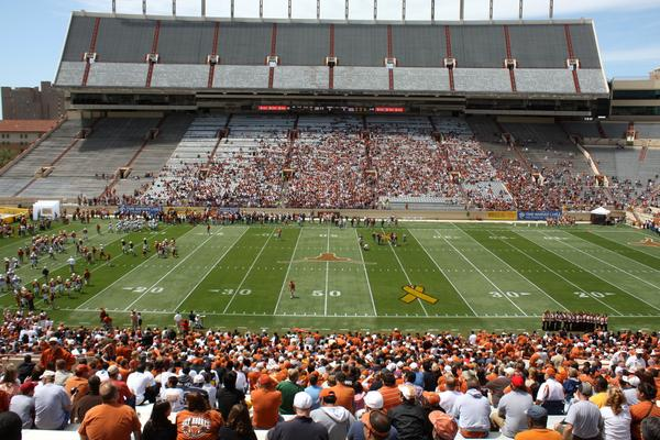 It isn't likely that the Texas versus Texas A&M football rivalry will return to Austin soon, but it could happen one day.