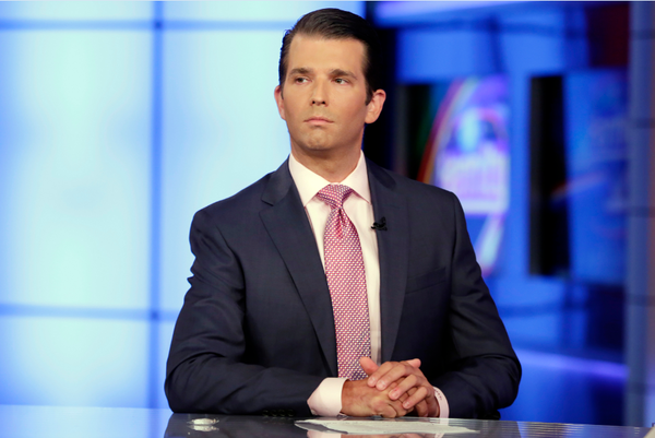 Donald Trump Jr. posted a series of email messages to Twitter on Tuesday showing him eagerly accepting help from what was described to him as a Russian government effort to aid his father's campaign with damaging information about Hillary Clinton.