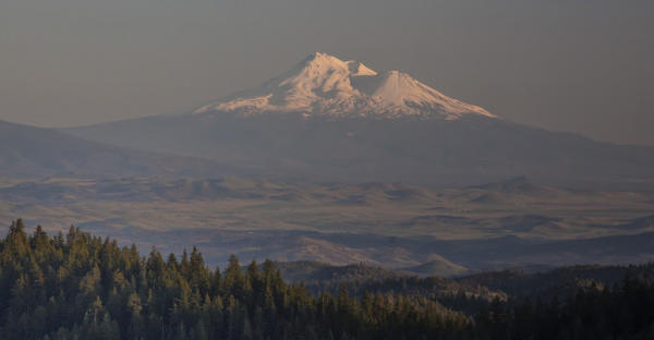 <p>View from the Cascade-Siskiyou National Monument in southern Oregon</p>