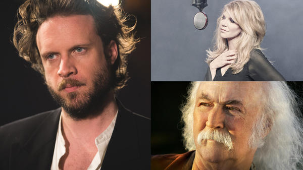 Hear encore sessions from Father John Misty, Alison Krauss and David Crosby on <em>World Cafe</em> this week.