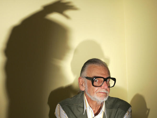 Zombie movie master George Romero started making movies when he was growing up in the Bronx.