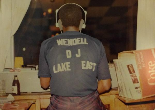 "Before he was ""Mr. Tabb,"" Wendell was DJ Soda Pop. He spun R&B, soul, and disco records at his father's nightclub, Lake East, in Henderson, North Carolina"