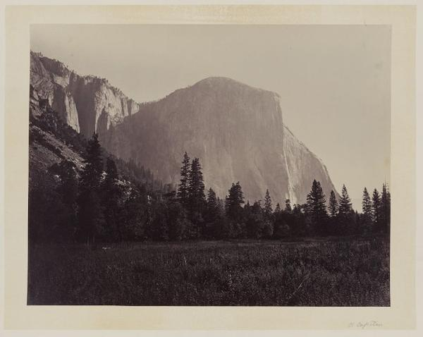 <p>El Capitan in Yosemite.</p>