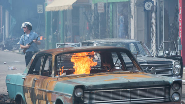 Bigelow's new film, <em>Detroit</em>, depicts the beginning of the Detroit riots and one of their most horrifying events.
