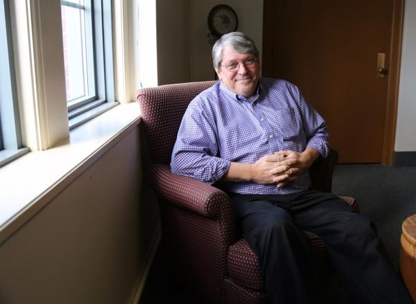 <p>Dennis Weberis the vice-chair of the Cowlitz County Board of Commissioners. He says the county felt it had not other choice but to buy the building next door, forcing the shelter Love Overwhelming to move elsewhere.</p>