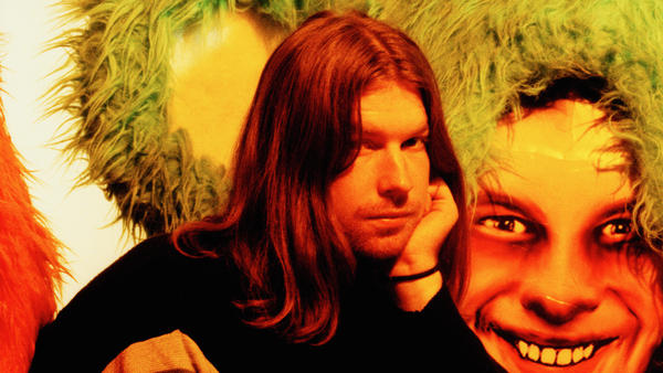 Aphex Twin has opened an online store with over 40 unreleased bonus tracks.