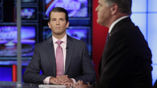 Donald Trump Jr. told Fox News' Sean Hannity on July 11 that he would be willing to testify under oath about the Trump Campaign's ties to Russia. He won't be under oath when he talks to the Senate Judiciary Committee this week.