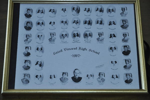 The Crawford brothers attended St. Vincent High School in Detroit