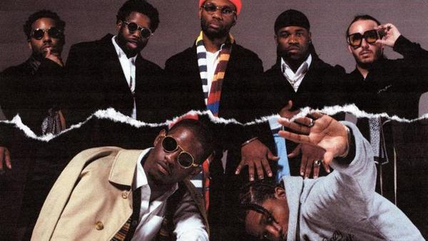 "A$AP Mob, ""RAF"""