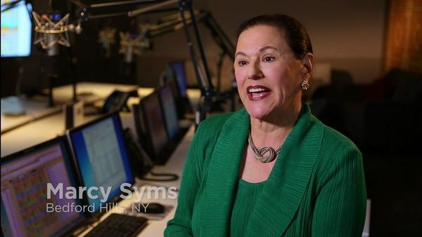 Marcy Syms of the Sy Syms Foundation tells us why she supports public radio.