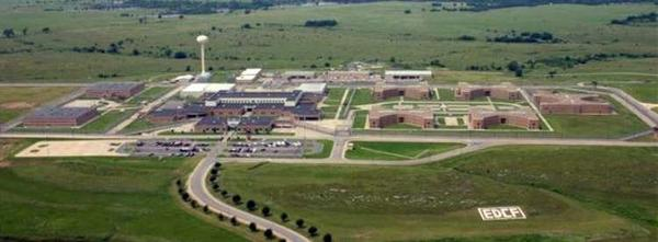 The head of the union that represents state workers in Kansas has filed a formal grievance about working conditions at the El Dorado Correctional Facility.
