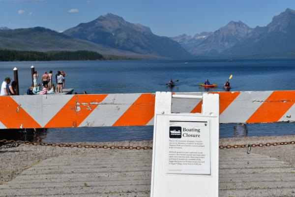 Glacier National Park recently reopened Lake McDonald to some motorboat users, following a months-long quarantine to keep invasive mussels out of the lake.
