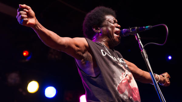 Charles Bradley performs live from XPoNential Music Festival on Saturday July 29 at 6:35 p.m. ET.