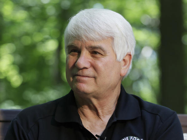 """""""There is nobody I can think of who's more honorable, more deserving of this award than Doc,"""" fellow soldier Bill Arnold said of former Army medic James McCloughan, pictured. McCloughlan receives the Medal of Honor Monday."""
