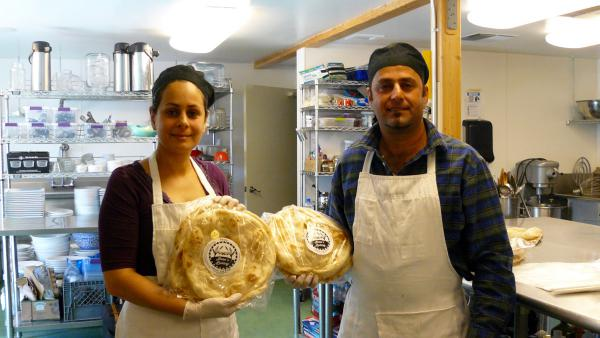 After finding success at the Clark Fork Market, Anne and Aswan launched their business, Anne's Bakery, earlier this year.