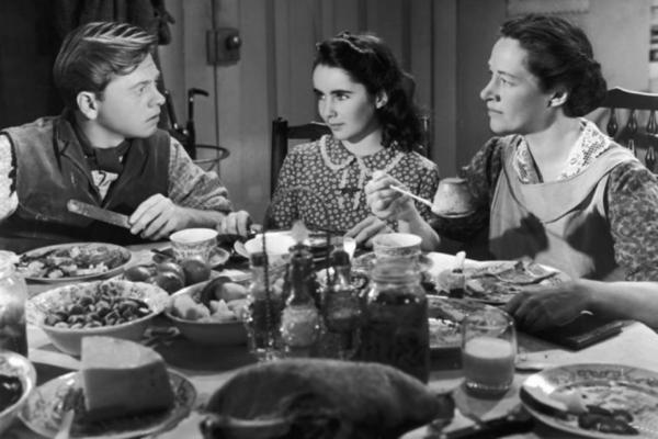 Taylor skyrocketed to fame at the age of 12 when she starred in the 1944 film <i>National Velvet</i>.