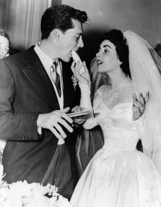 In addition to her films, Taylor was famous for her Hollywood lifestyle and multiple marriages. In total, she married eight times to seven husbands.